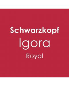 Schwarzkopf Igora Royal All Shades