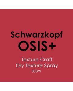 Schwarzkopf Osis+ Texture Craft Blow Dry Texture Spray 300ml