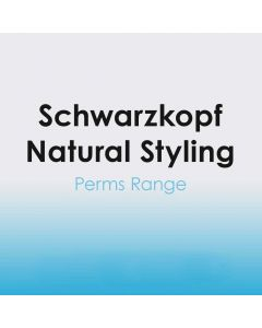 Schwarzkopf Natural Styling Glamour Wave Perms