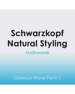 Schwarzkopf Natural Styling Hydrowave Glamour Wave Perm 1