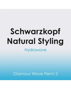 Schwarzkopf Natural Styling Hydrowave Glamour Wave Perm 2