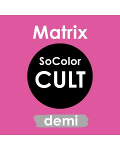 Matrix SoColor Cult Demi All Shades 90ml