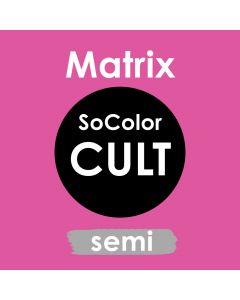 Matrix SoColor Cult Semi All Shades 118ml