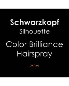 Schwarzkopf Silhouette Color Brilliance Hairspray 750ml