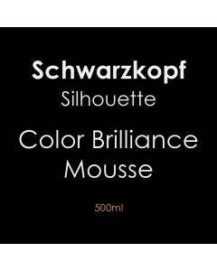 Schwarzkopf Silhouette Color Brilliance Mousse 500ml