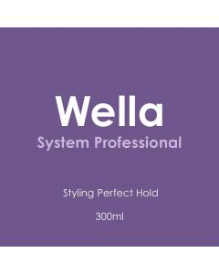 Wella System Professional Styling Perfect Hold 300ml