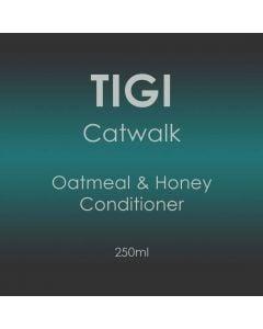 Tigi Catwalk Oatmeal & Honey Conditioner 250ml