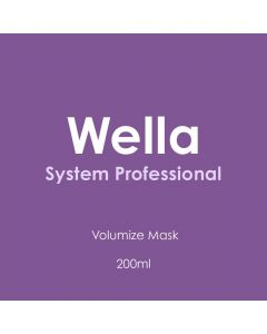 Wella System Professional Volumize Mask 200ml