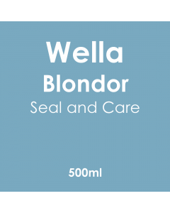 Wella Blondor Seal and Care 500ml