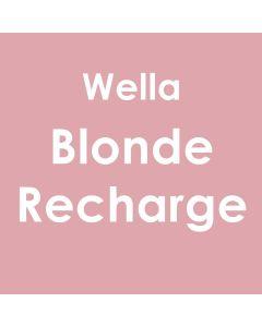 Wella Invigo Blonde Recharge Warm Blonde Conditioner 200ml