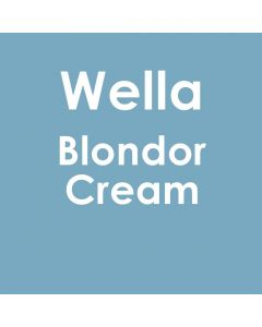 Wella Blondor Cream