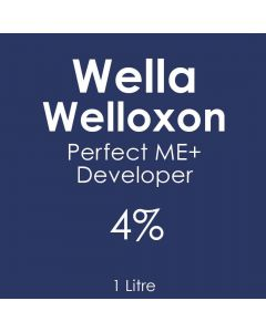 Wella Welloxon Perfect Creme 4% 1 Litre (13 Vol) ME+ Peroxide