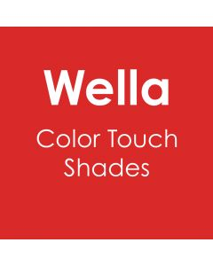Wella Color Touch- All Shades