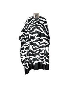 DMI Zebra Striped Cape